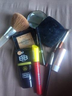 Miss Sporty eyeliner makeup